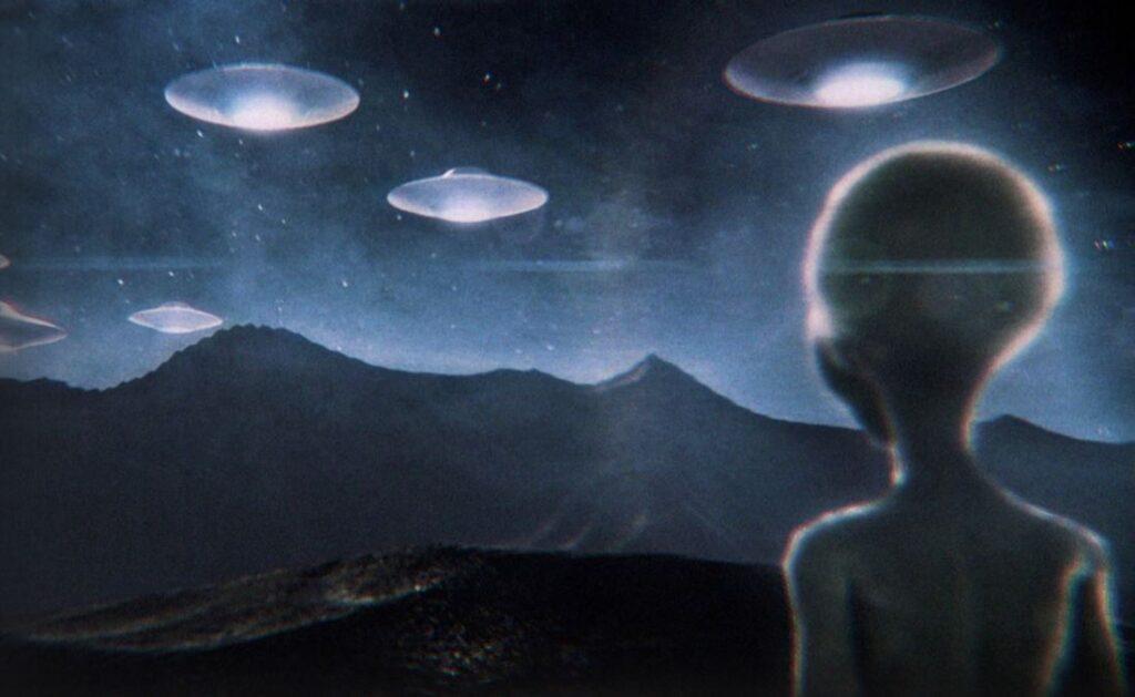 Filmy dokumentalne o UFO