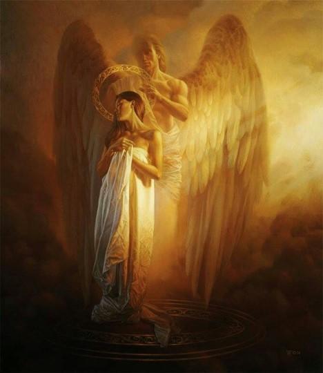 Upadłe anioły Nephilim